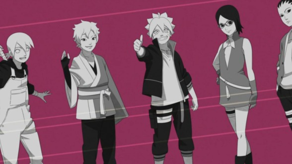 Boruto Naruto Next Generations - ED - Large 01