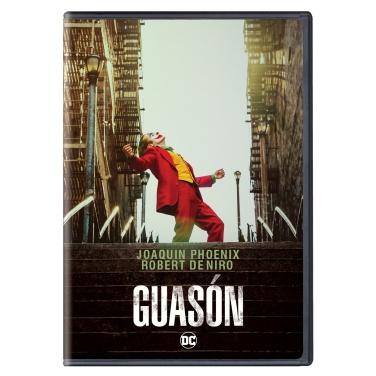 GUASON DVD FRT