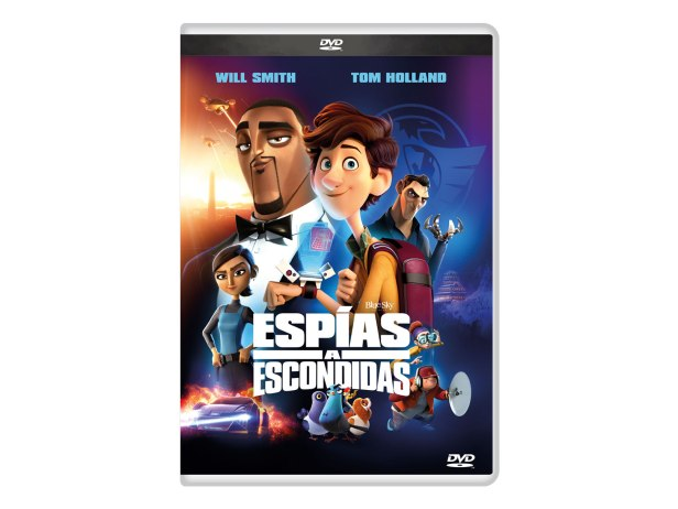 DVD ESPIAS
